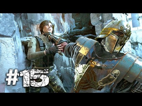 ► Rise of the Tomb Raider - Killovačka s nesmrteľnými | #15 | PC SK/CZ Gameplay / Lets Play | 1080p