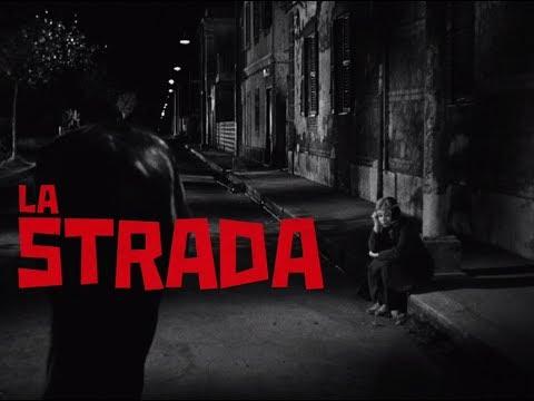 La Strada - Bande annonce 2018 (Version restaurée) HD VOST