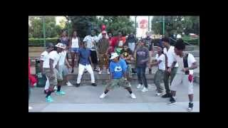 Jase Da Don - 1,000 - Nae Nae / Yeet / Hol Up Dance Video (Prod. By @tank816)