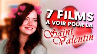 7 FILMS à Regarder Pour La SAINT VALENTIN !