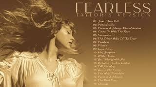 T A Y L O R S W I F T – Fearless [Full album] 2021