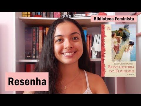 Breve história do feminismo, de Carla Cristina Garcia