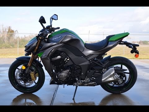 2014 Kawasaki Z1000 ABS  Full Length Overview and Review!   For Sale $11,999