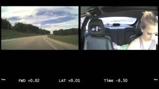 Смотреть онлайн Подборка ДТП: Почему важно не отвлекаться от дороги