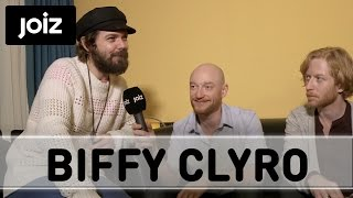 Biffy Clyro - Simon Explains The Meaning Of His New Tattoos
