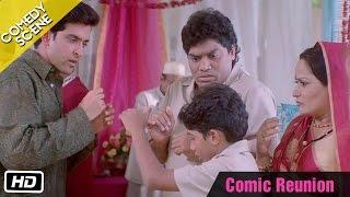 Comic Reunion - Comedy Scene - Kabhi Khushi Kabhie Gham