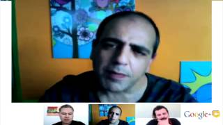 Hangout: Γιαννακίδης, Ζαραλίκος, Γραμμένος