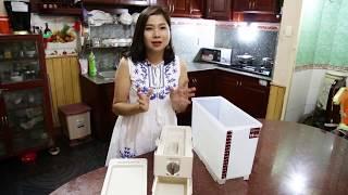 Tiki.vn - Thùng Gạo Thông Minh Tashuan TS 3626A