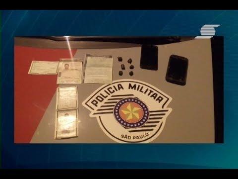 POLÍCIA MILITAR APREENDE COCAÍNA EM ÁGUAS DA PRATA