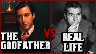 The Real Stories Behind The Godfather PART 2 (THE GODFATHER VS REAL LIFE)
