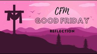 CFM Good Friday Yoga Reflection