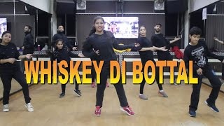 Gambar cover Whiskey Di Bottal | Jasmine Sandlas | Preet Hundal | Dance Choreography | Step2Step Dance Studio
