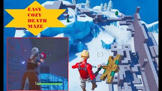 Thumbnail for Easy cozy death maze!