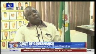 News@10: RMAFC Urges Governors To Check Spending 21/06/15 Prt. 1