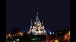 Свято-Михайловский собор, вид с колокольни \ Ижевск, Удмуртия \ vlog путешествий #67
