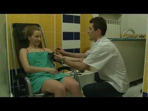 Który traktuje osteochondroza w Mińsku