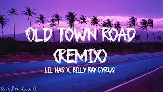 Lil Nas X - Old Town Road ft. Billy Ray Cyrus (Lyrics)