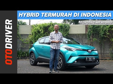 Toyota C-HR Hybrid 2019 Review Indonesia   OtoDriver