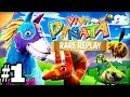 Rare Replay: Viva Pinata Gameplay Walkthrough Part 1 Hd