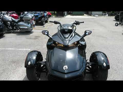 2017 Can-Am Spyder F3 SE6 in Sanford, Florida - Video 1