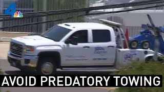 Predatory Towing: How It Works and How You Can Avoid It  | NBCLA
