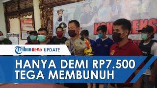 Demi Uang Rp7.500, 4 Remaja Bunuh Tukang Becak di Semarang Ternyata Pengaruh Miras