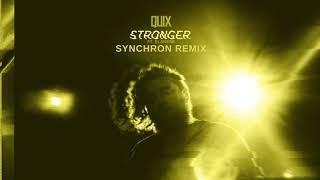 QUIX   Stronger (feat. Elanese) [Synchron Remix] | Dim Mak Records