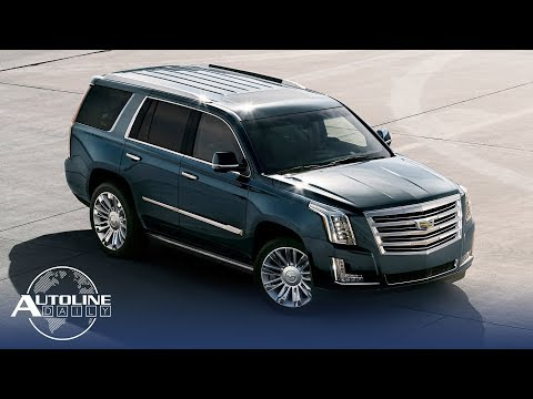 New Escalade Coming Soon, C8 Engine Underrated? - Autoline Daily 2701