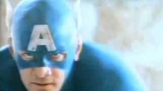 Captain America (1990) Video