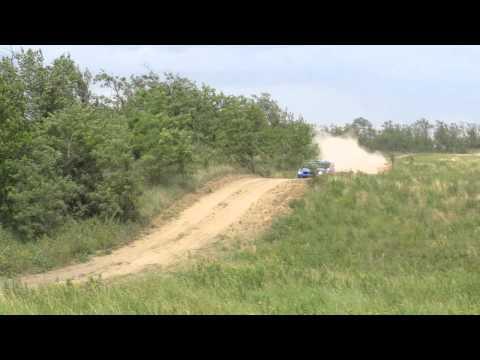 """Ралли """"Мариуполь"""" (ЧУ - 14-15 июня 2013) видео 2"""