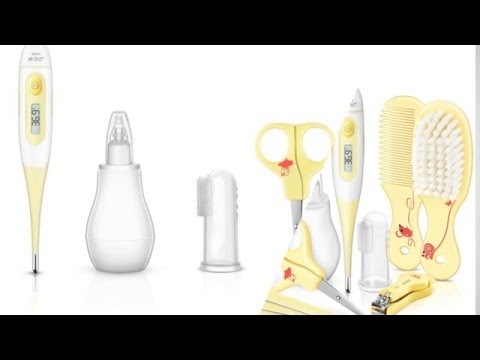Babyerstausstattung Test: Philips AVENT SCH400 baby erstausstattung Set