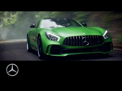 오피셜 벤츠 AMG GT