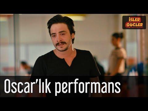 İşler Güçler - Ahmet Kural'dan Oscar'lık Performans