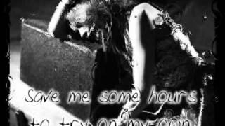Nina Persson | ANGEL OF SADNESS | [Lyrics]