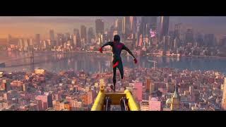 Spider Film-Verse Elevate Montage