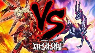 Competitive Yu-Gi-Oh! Duels: Sky Striker vs. Salamangreat! (March 2019)