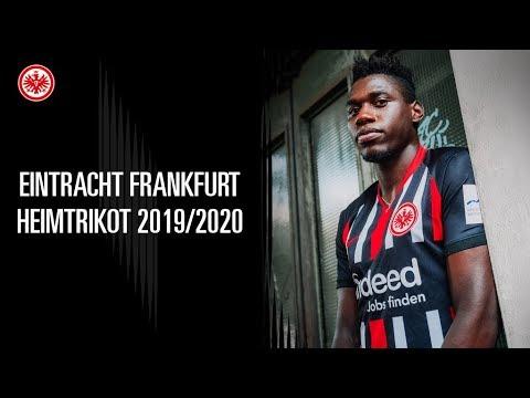 Das ist das Eintracht-Heimtrikot 2019/2020