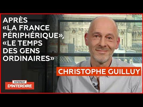 Vidéo de Christophe Guilluy