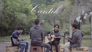 KAHITNA - CANTIK (Cover By Tereza Sebaya Project) Arr. By Summerlane