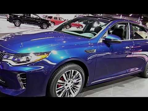 2018 Kia Optima Preview video