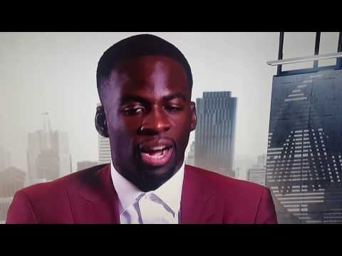 Draymond Green 'I WANT TO DESTROY CLEVELAND'