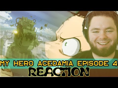 Spark of Power | My Hero Academia Ep4 Reaction&Review