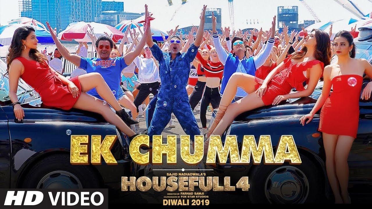 Housefull 4's First Song Ek Chumma (Official Music Video)
