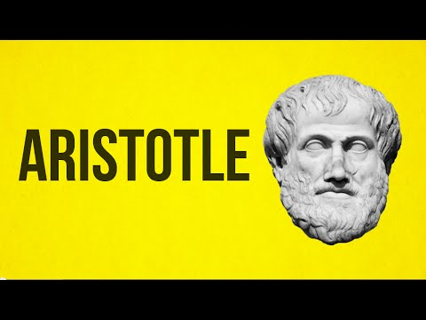 PHILOSOPHY – Aristotle
