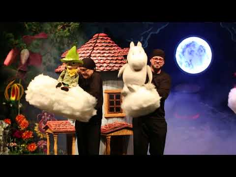 MUMINCI: Čarodějův klobouk - trailer