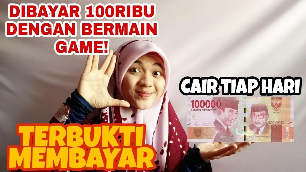 Main GAME DIBAYAR 100RIBU, BARU RILIS apk penghasil uang ...