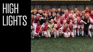Highlights Ajax Vrouwen - Thór/KA