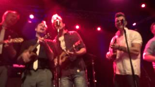 The Baseballs - What You Want -  03/04/2015 @ Kofmehl Solothurn