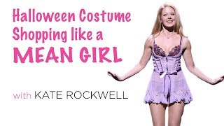 How To Halloween Costume Shop Like A Mean Girl