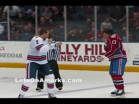 Joe Finley vs. Zack FitzGerald